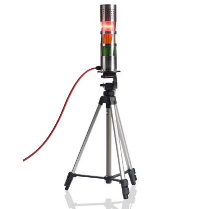 CP Series accessory, Tripod Flash light