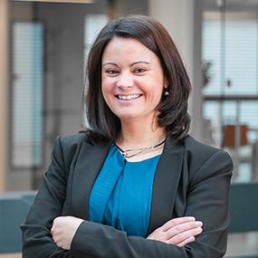 Portrait of Sonia Gomez