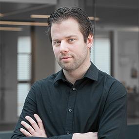 Portrait of Michael Doucet