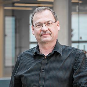Portrait of Alain Paulus