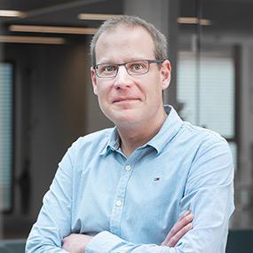 Portrait of Christophe Rémion