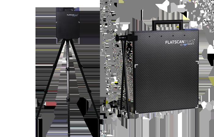 Illustration of: Flatscan