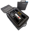 Backpack to fit the compact and lightweight FLATSCAN15 X-Ray detector and the CP120B or CP160B X-Ray generator