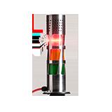 Illustration of: Audible flashing light for CPSeries