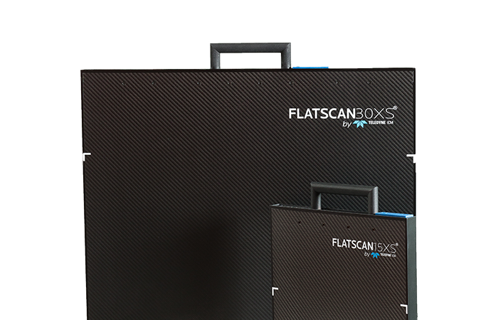 Illustration of: FLATSCAN