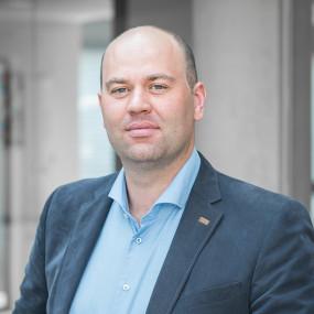 Portrait of Julien Lumaye