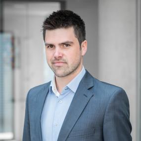 Portrait of Laurent Colson