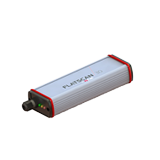 Illustration of: External battery charger