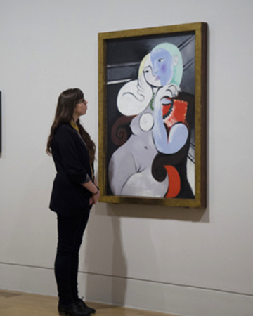 Tearing apart Picasso's Masterpieces...