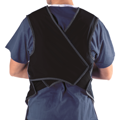 Illustration of:<p>Lead Radiation <strong>Apron</strong></p>