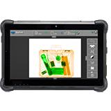Illustration of: Rugged Tablet