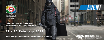 Teledyne ICM attends IDEX 2021