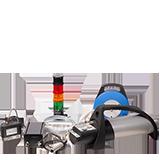 Illustration of: Safety Interlock Kit (SIK) for CPBattery